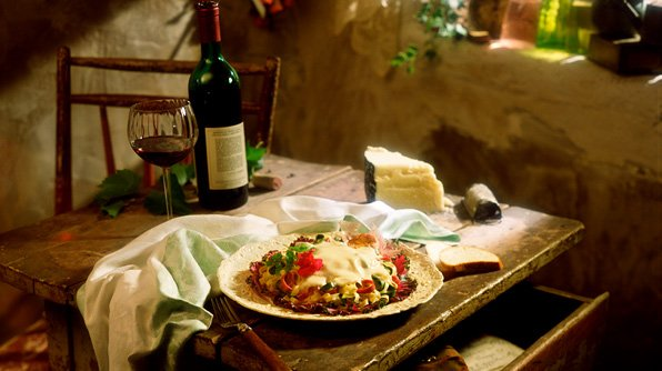 A Taste of Italy – 25 Italian Favorites