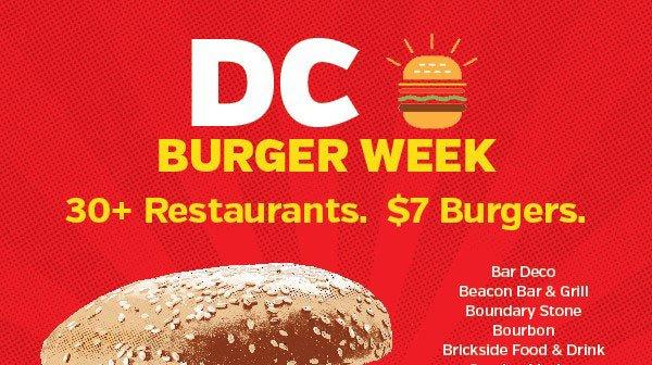 DC Burger Week