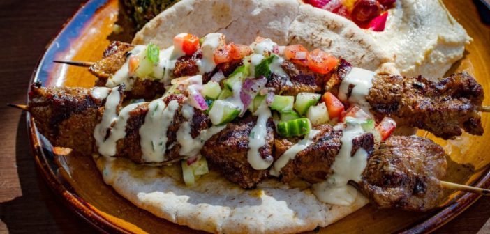 Ancient Rivers takes you to a new Middle Eastern Dining Concept