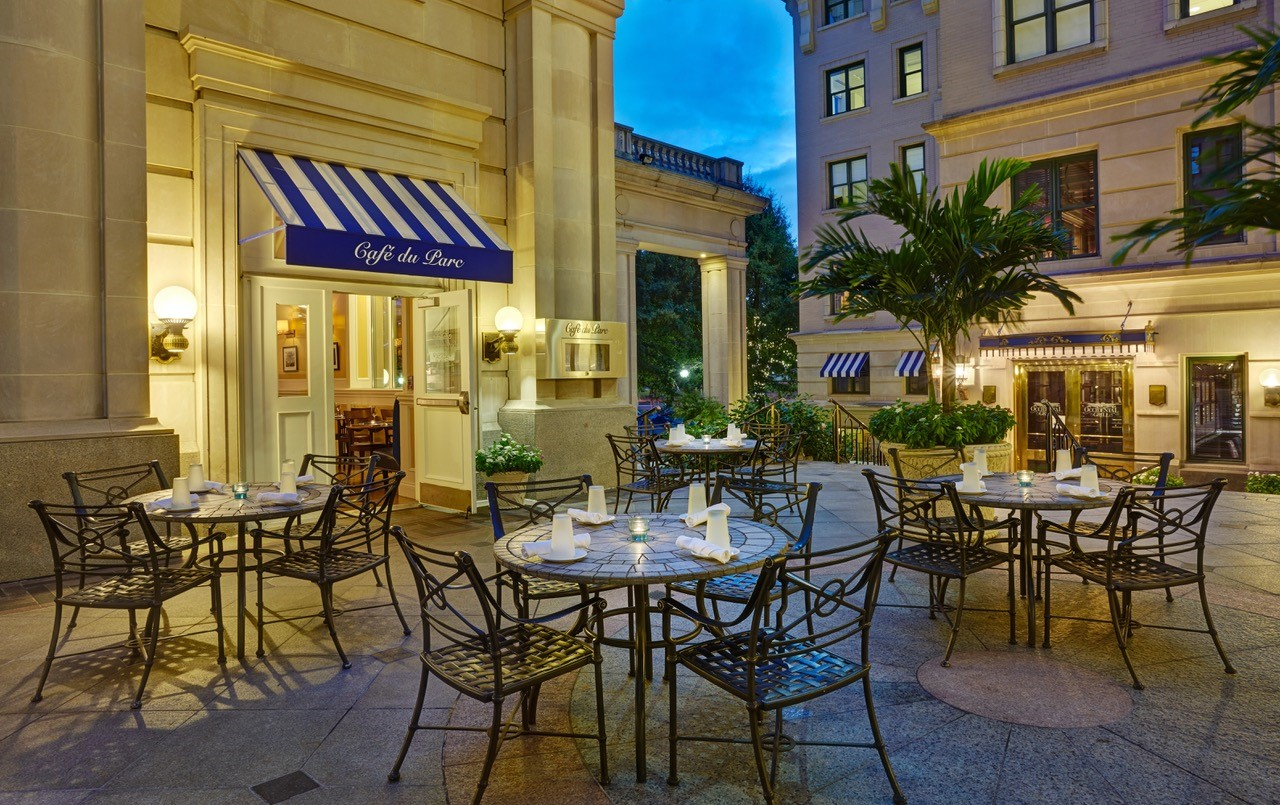 Restaurants Around The Willard Hotel