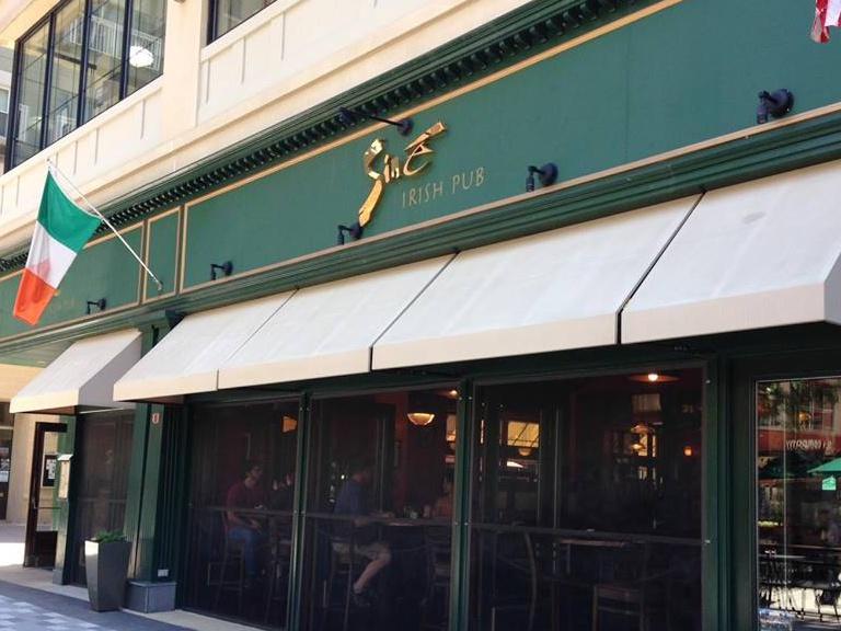 Sine Irish Pub And Restaurant Dc Metro Plus Magazine