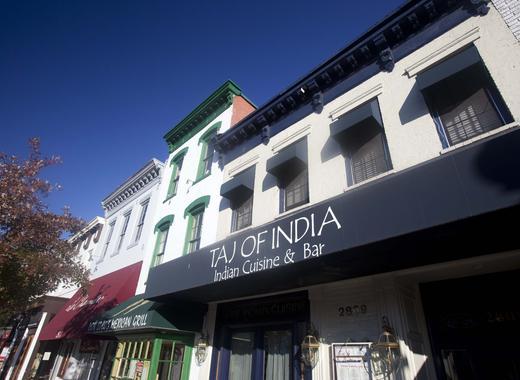 Indian Restaurant Foggy Bottom Dc
